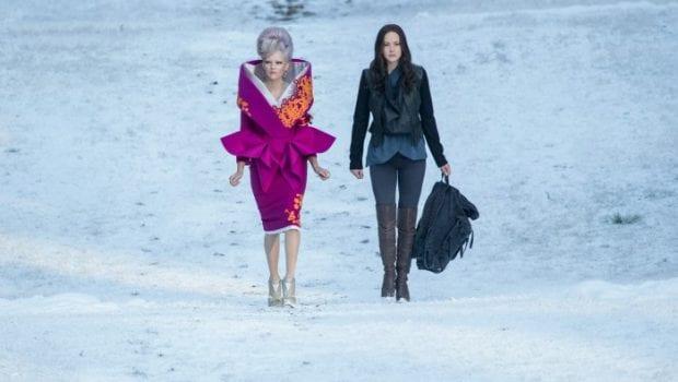 Hunger Games Il canto della rivolta parte II Scene dal film II