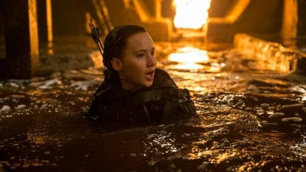 Katniss Hunger Games Il canto della rivolta parte II