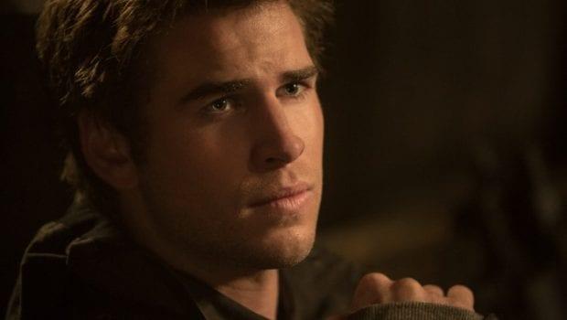 Liam Hemsworth Hunger Games Il canto della rivolta parte II