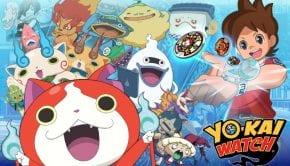 Yo Kai Watch cov