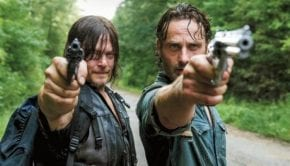 Daryl e Rick