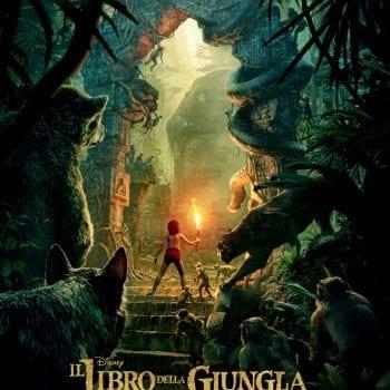Il libro della giungla poster mowgli