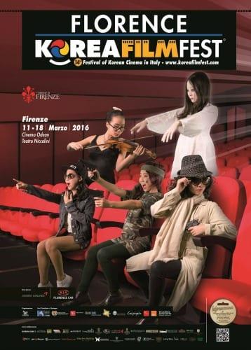 Poster Florence Korea Film Fest 2016