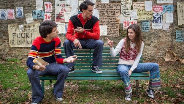 Marcello Tommaso e Alice i protagonisti del film 1