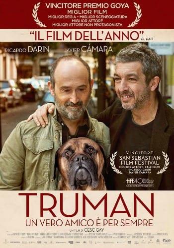 Truman - Il poster