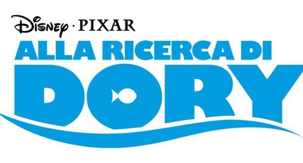 Alla ricerca di Dory logo