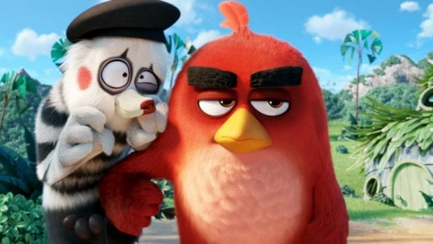 Angry Birds Red 2