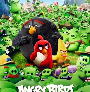 Angry Birds poster IT