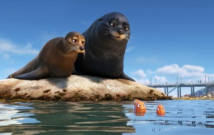 Alla ricerca di Dory - Marlin e Nemo
