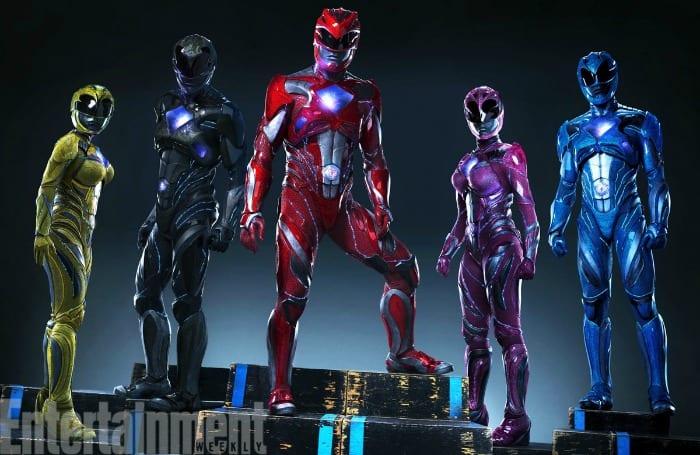 Power Rangers EW