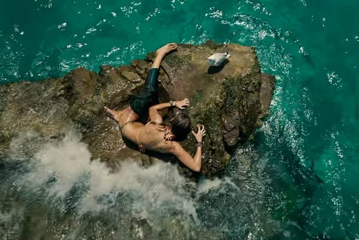 Blake Lively - The Shallows