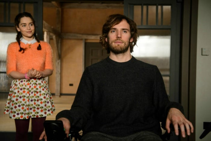 Io prima di te - Emilia Clarke e Sam Claflin