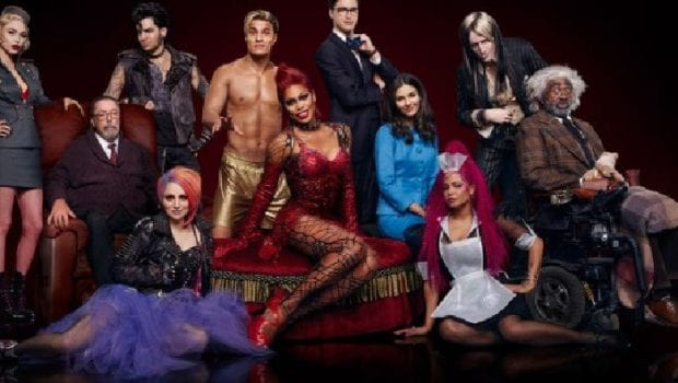 The Rocky Horror Picture Show Lets Do the Time Warp Again
