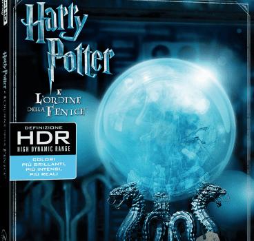 Harry Potter 5 Ordine della felice BD4K