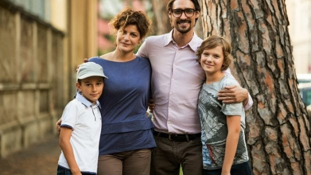La mia famiglia a soqquadro foto Scena