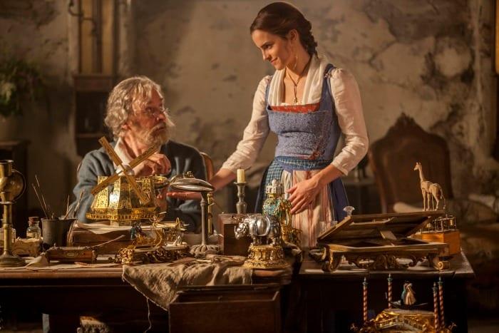 Belle e Maurice La bella e la bestia