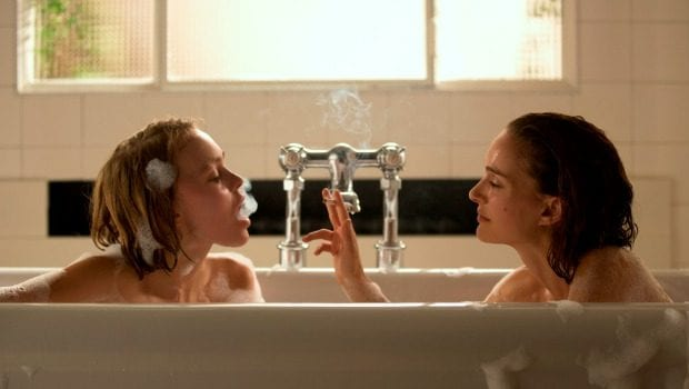Lily Rose Depp e Natalie Portman