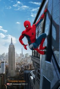 Spider Man Homecoming poster2