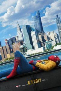 Spider Man Homecoming poster3