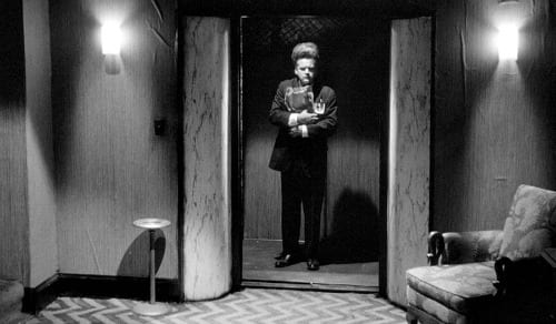 Eraserhead elevator
