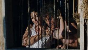 Monica Bellucci e Emir Kusturica