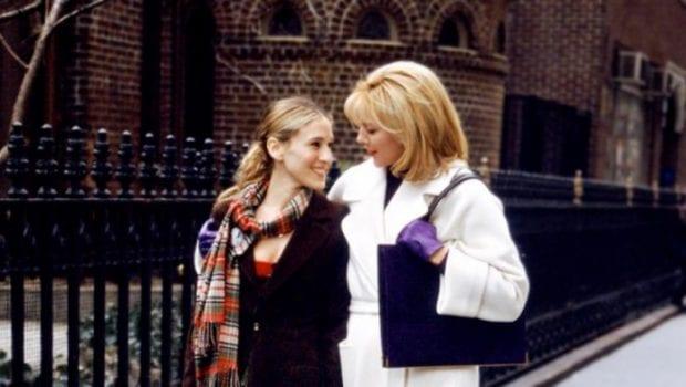 Samantha e Carrie SATC
