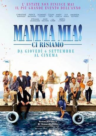 MammaMia locandina