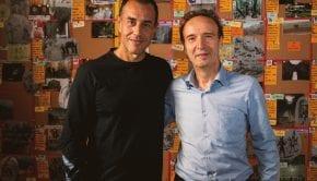 PINOCCHIO Matteo Garrone e Roberto Benigni foto di Greta De Lazzaris
