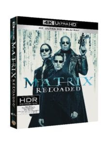 Matrix Reloaded 4K 3d