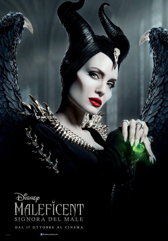 Maleficent Angelina Jolie