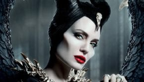 Maleficent Angelina Jolie cov