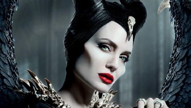 Maleficent Angelina Jolie cov