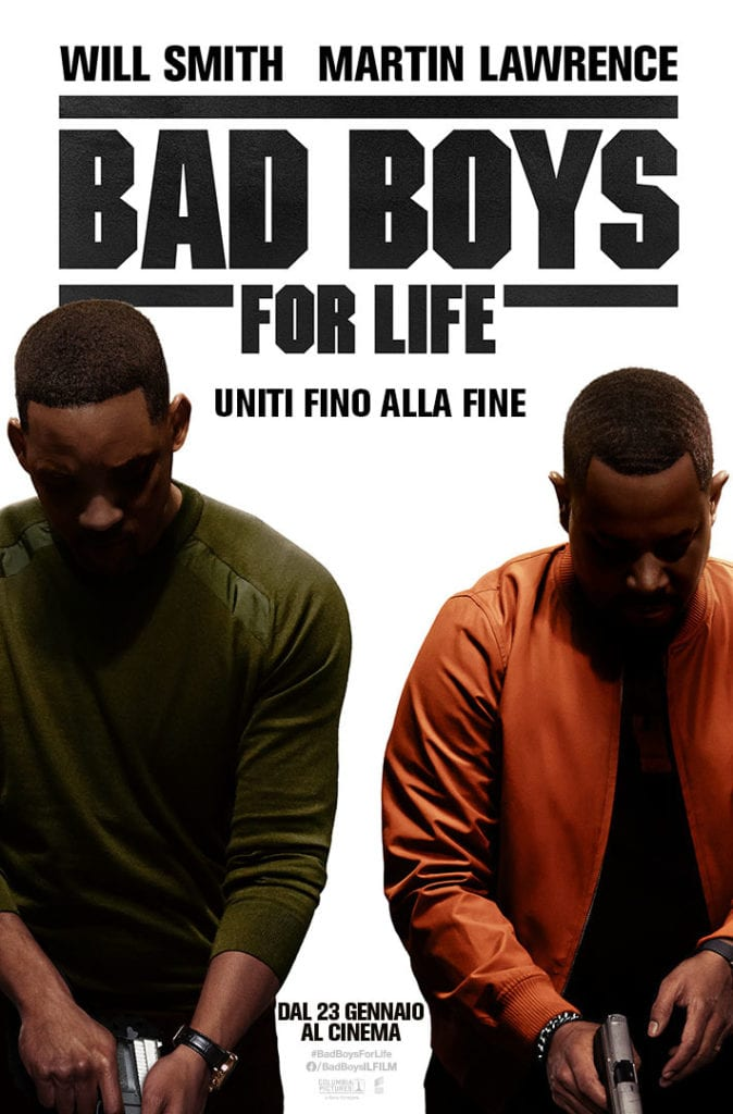 Bad Boys for life poster 2