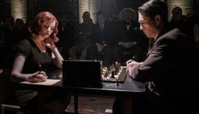 La regina degli scacchi Borgov