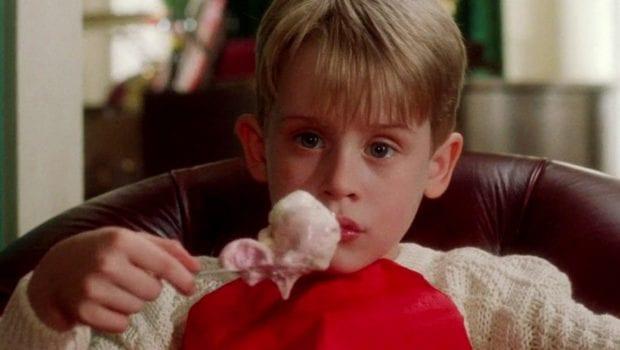 Macaulay Culkin in Mamma ho perso laereo