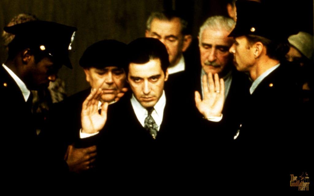 Al Pacino Il padrino II