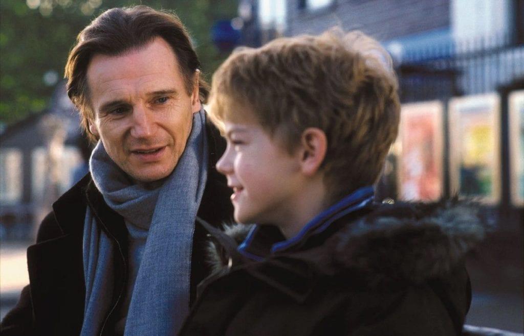Love Actually Neeson