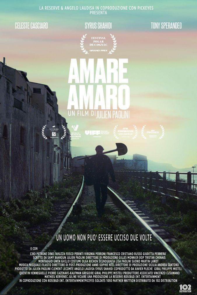 AMARE AMARO locandina