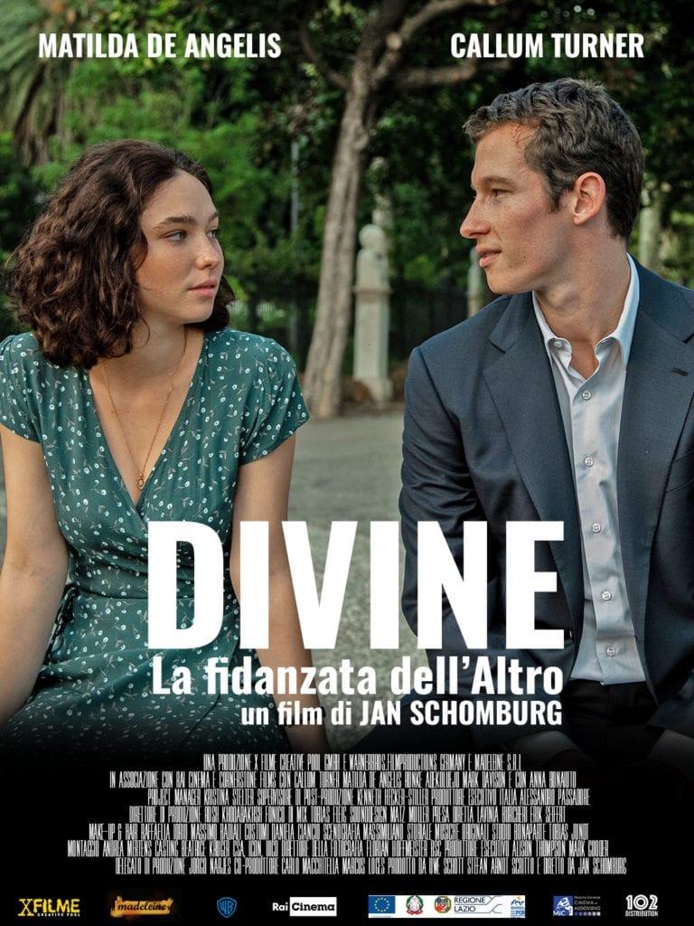 Divine La locandina