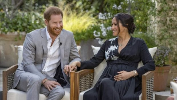 Intervista Harry e Meghan