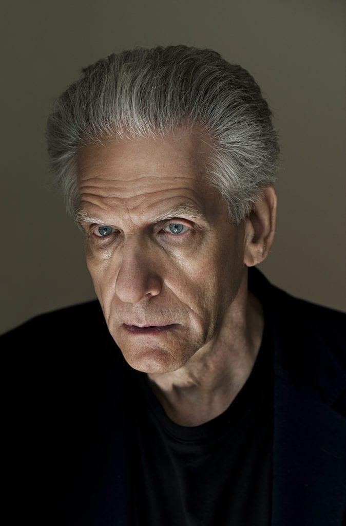 David Cronenberg Headshot High Res 2020 Credit Cailtin Cronenberg