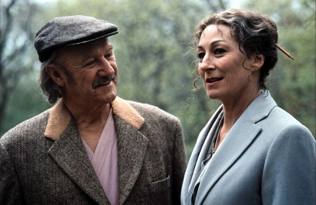 I Tenenbaum Gene Hackman e Angelica Houston